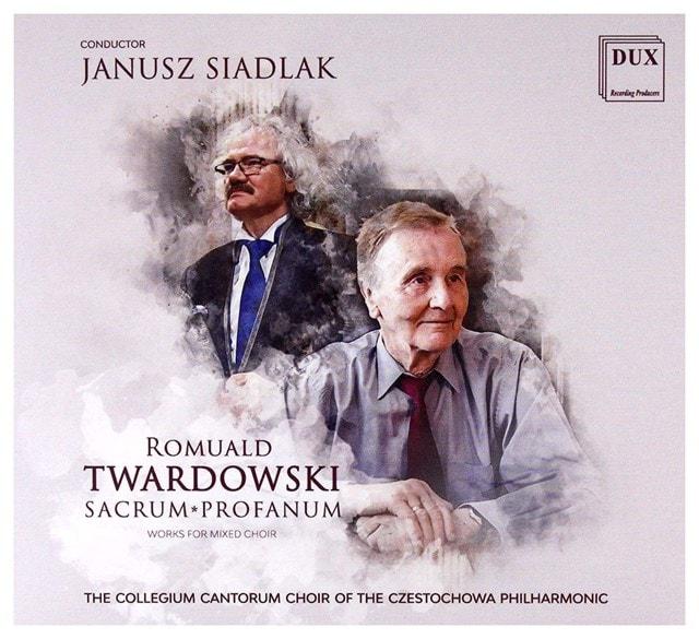 Romuald Twardowski: Sacrum Profanum - 1