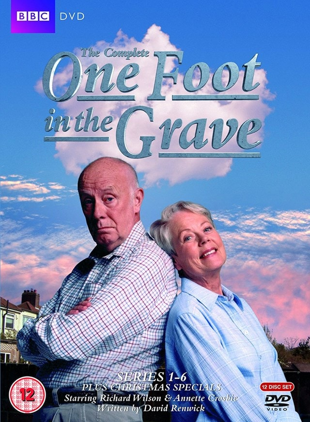One Foot in the Grave: Complete Series 1-6 - 1