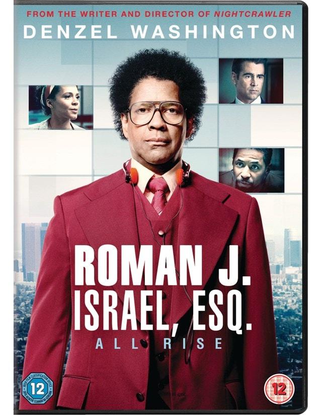 Roman J. Israel, Esq. - 1