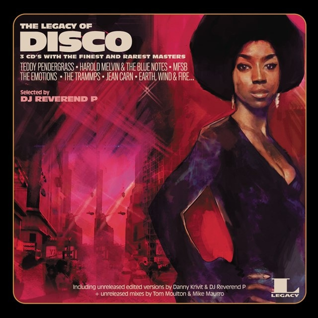 The Legacy of Disco - 1