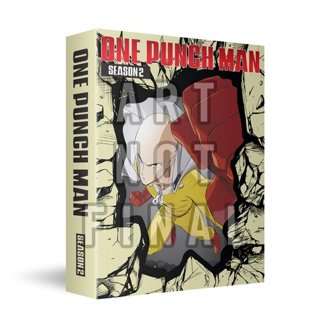 One Punch Man: Season Two Limited Edition - 3