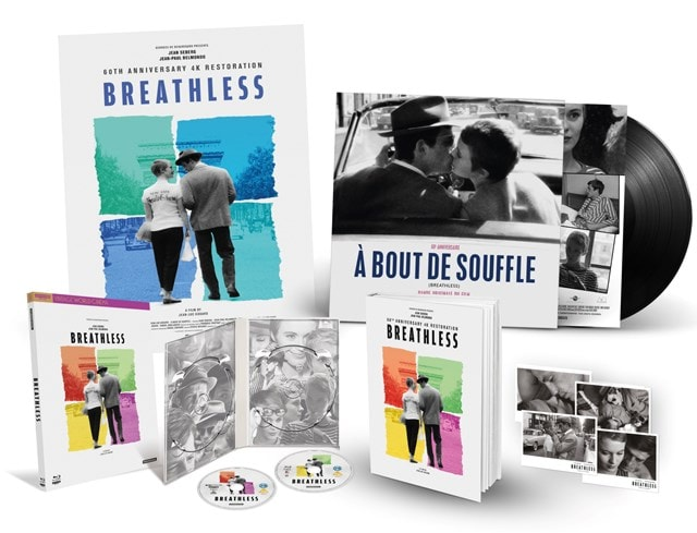 Breathless 60th Anniversary Collector's Edition - 1