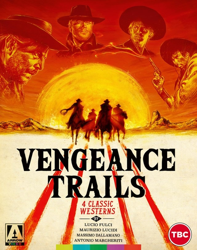 Vengeance Trails - Four Classic Westerns Limited Edition - 3