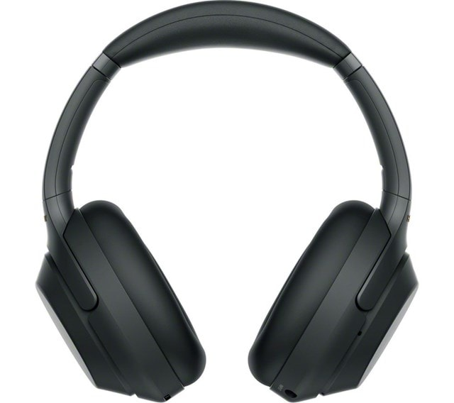 Sony WH-1000XM3 Black Active Noise Cancelling Bluetooth Headphones - 2