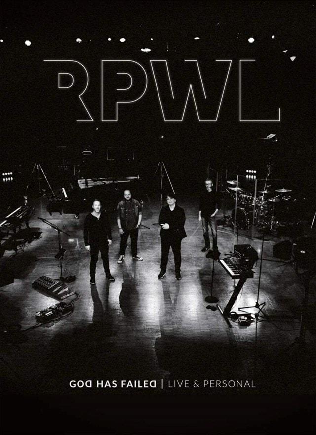 RPWL: God Has Failed - Live & Personal - 1
