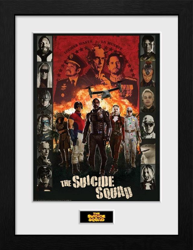 Suicide Squad: 2021 Team: Framed Collector Print - 1