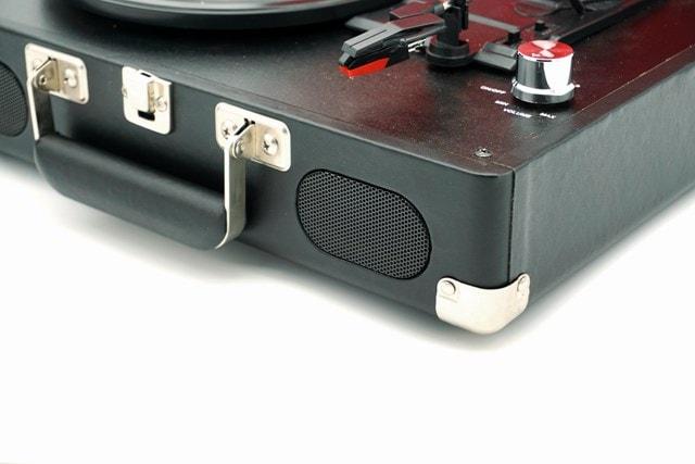 GPO Soho Black/Silver Turntable (hmv exclusive) - 4