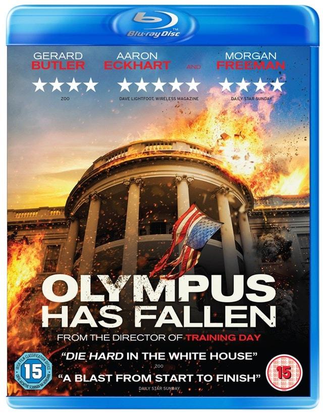 Olympus Has Fallen - 1