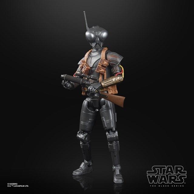 Q9-0: The Mandalorian: Star Wars Black Series Action Figure - 1