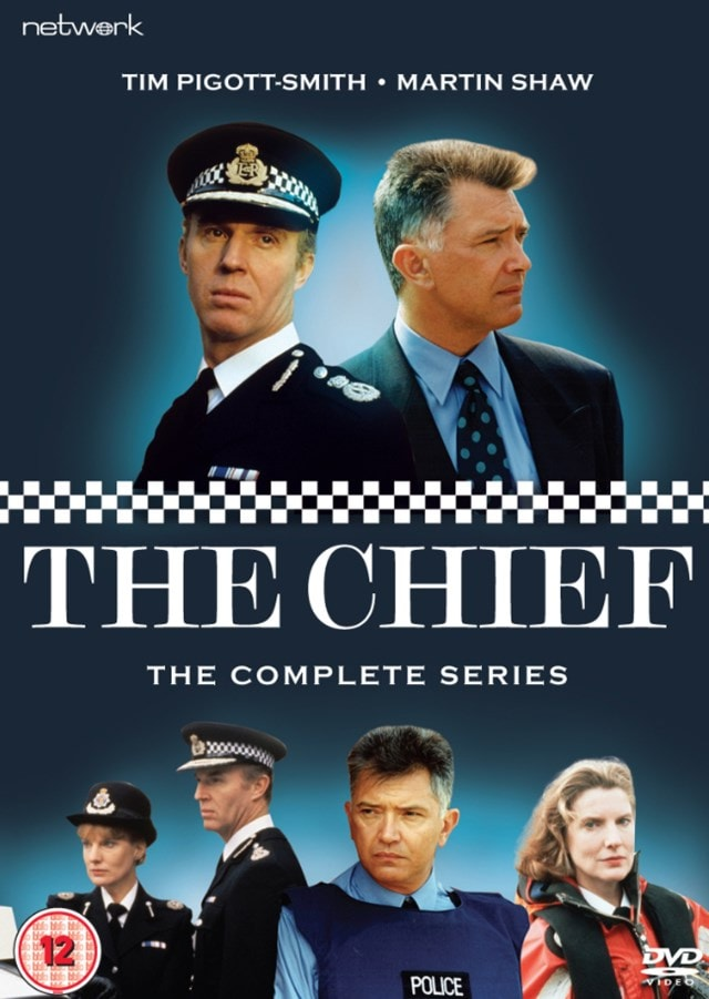 The Chief: The Complete Series - 1