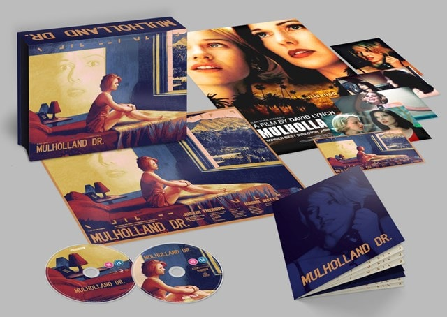 Mulholland Drive 20th Anniversary Collector's Edition (2021 Restoration) - 1