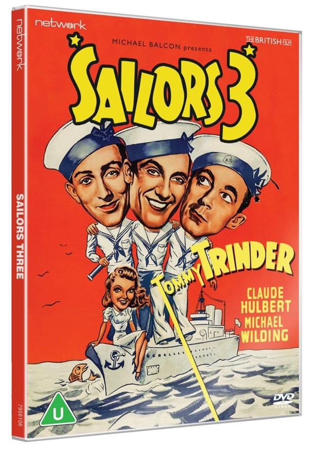 Sailors Three - 2