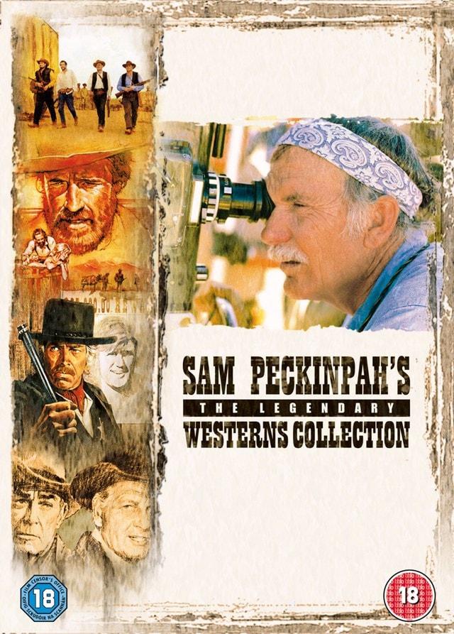 Sam Peckinpah - The Legendary Westerns Collection - 1