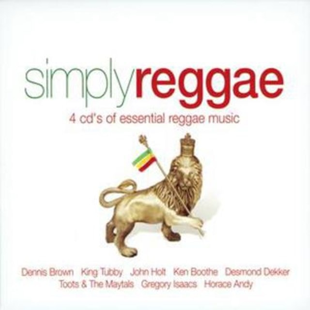 Simply Reggae - 1