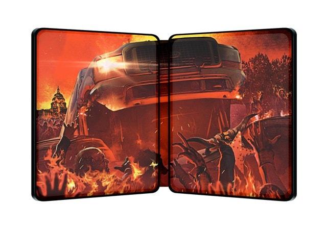 Zombieland: Double Tap (hmv Exclusive) 4K Ultra HD Steelbook - 4