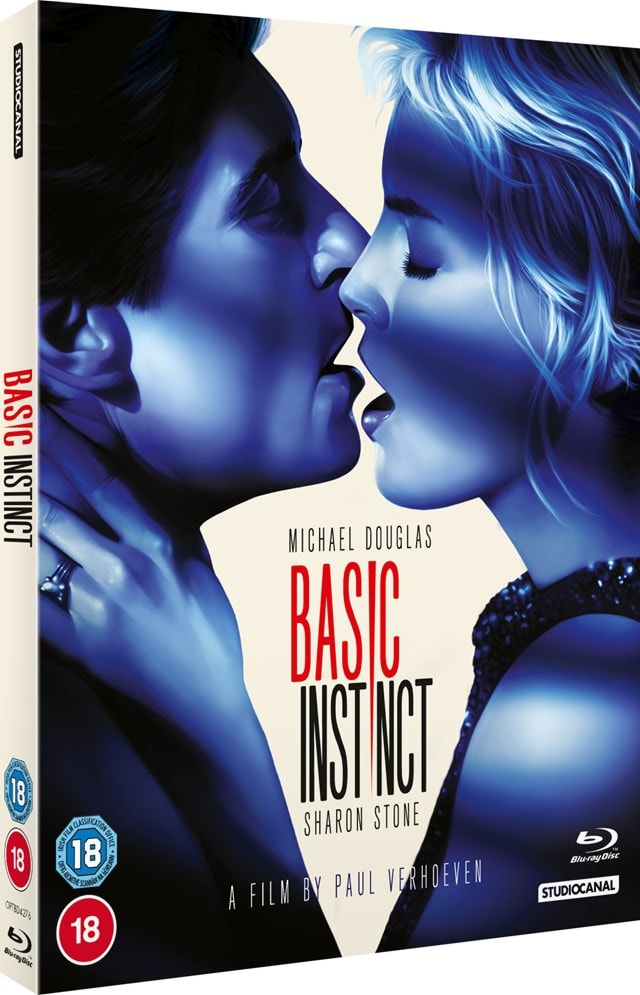 Basic Instinct 4K UHD Limited Collector's Edition - 2