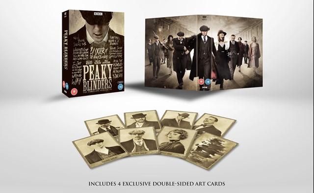 Peaky Blinders: The Complete Series 1-5 - 3