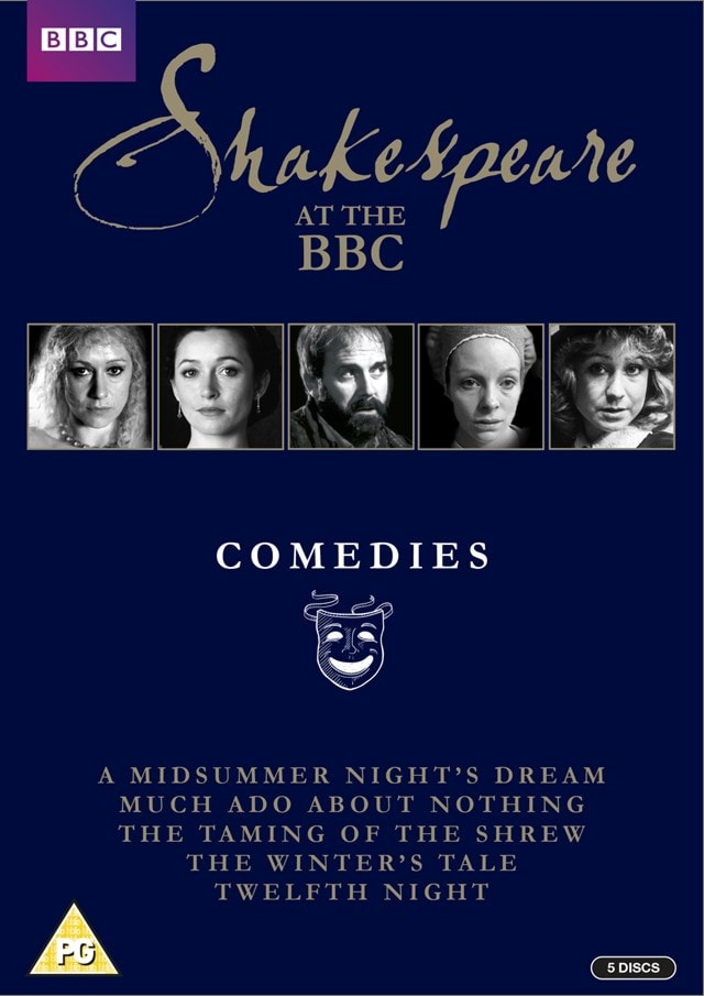 Shakespeare at the BBC: Comedies - 1