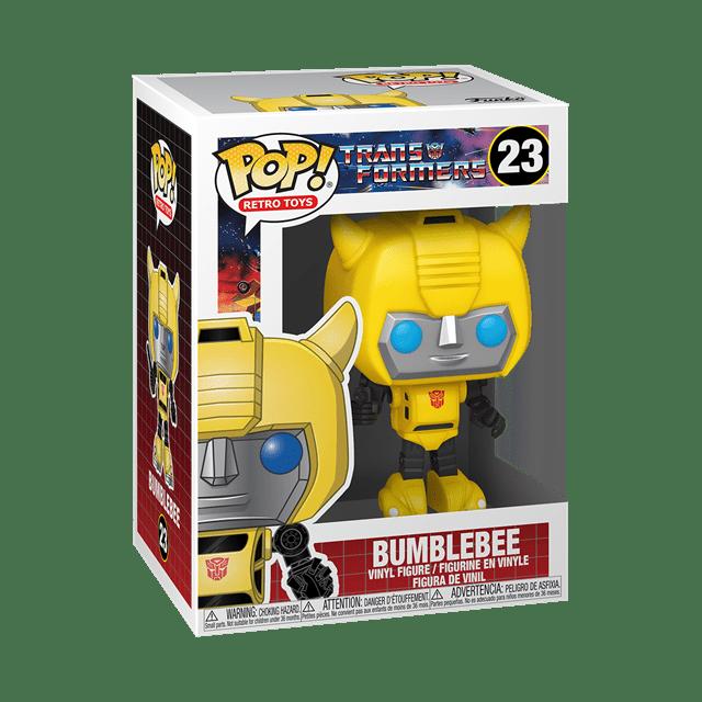 Bumblebee (23) Transformers Pop Vinyl - 2