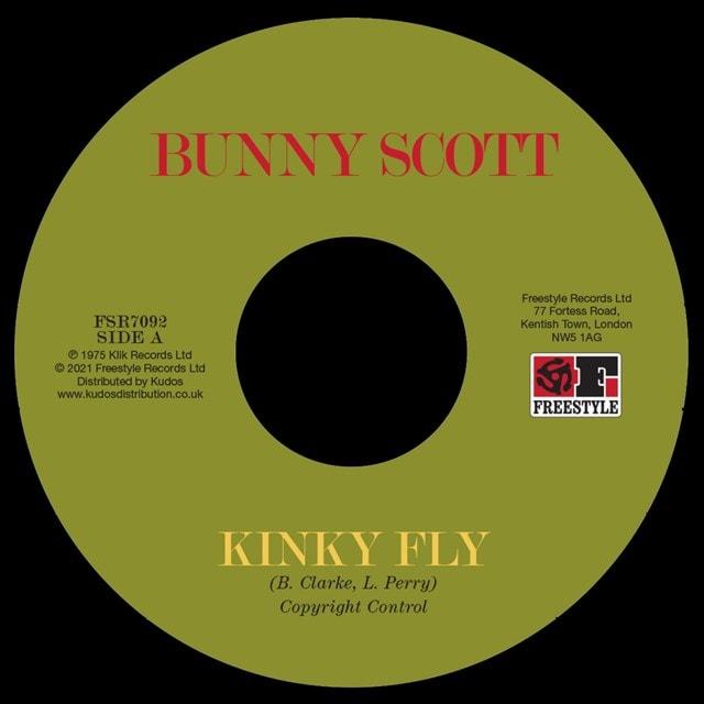 Kinky Fly/Sweet Loving Love - 1