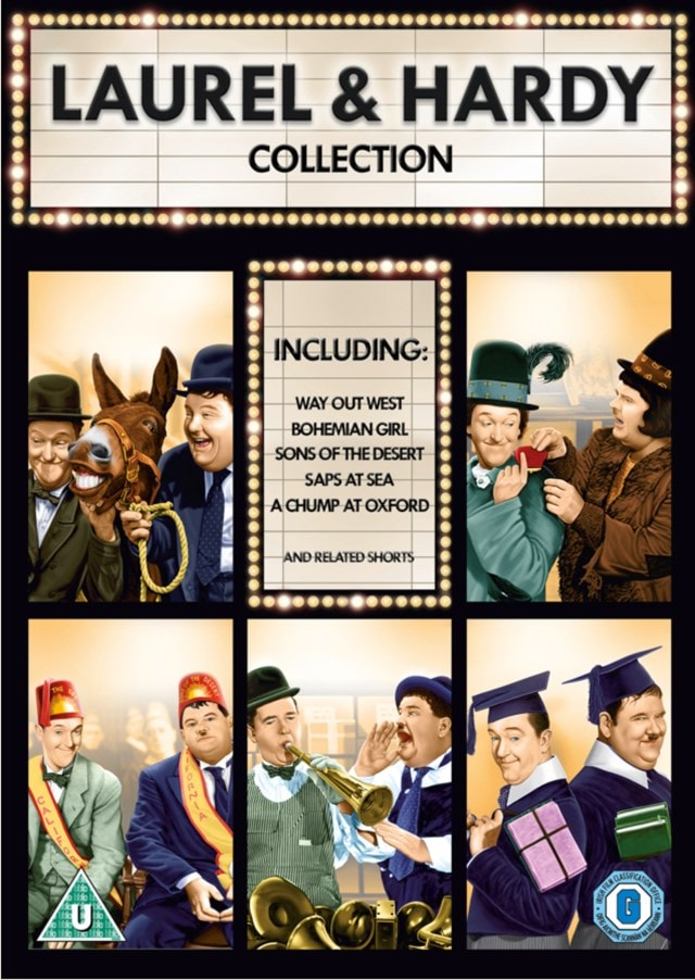 Laurel & Hardy Collection - 1