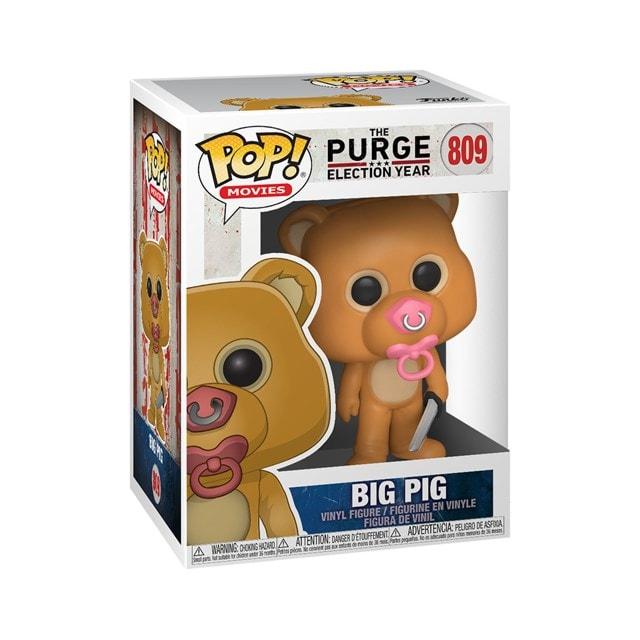 Big Pig (809) The Purge: Election Year Pop Vinyl - 2