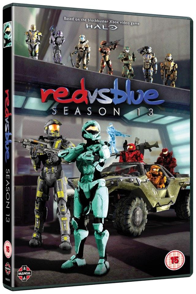 Red Vs. Blue: Season 13 - 2