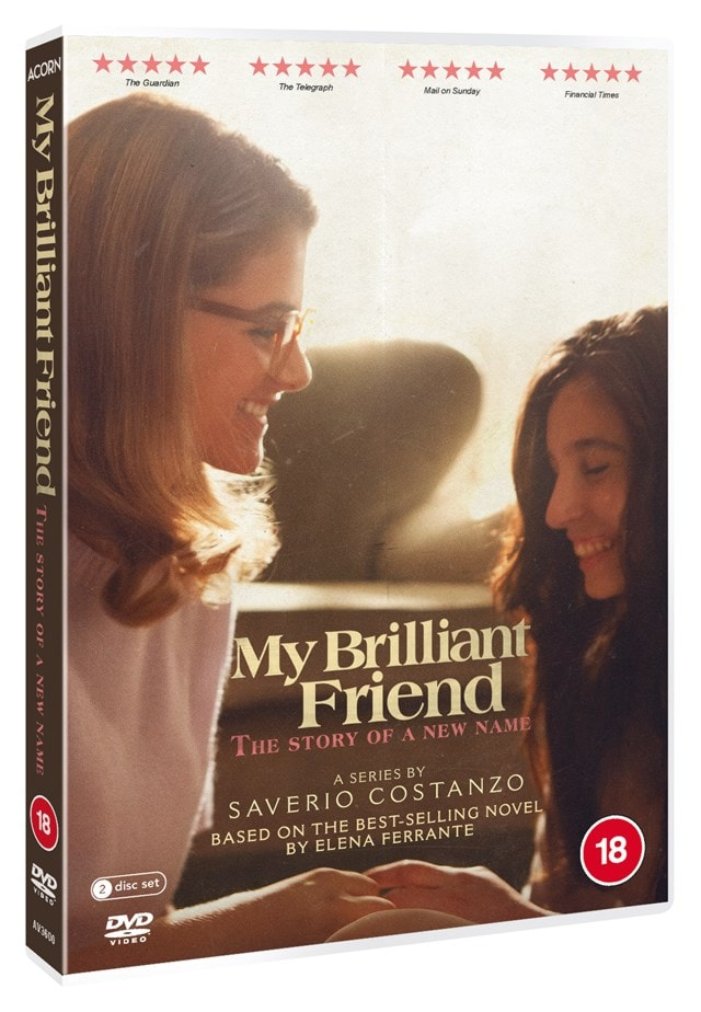 My Brilliant Friend: The Story of a New Name - 2