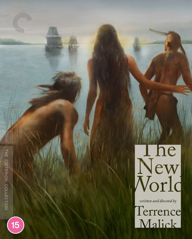 The New World - The Criterion Collection - 1
