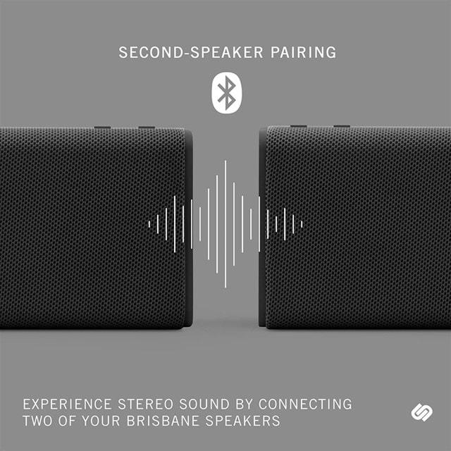 Urbanista Brisbane Midnight Black Bluetooth Speaker - 2