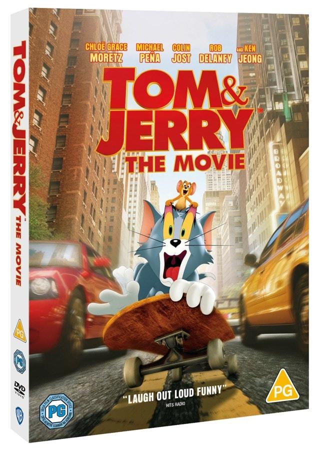 Tom & Jerry: The Movie - 2