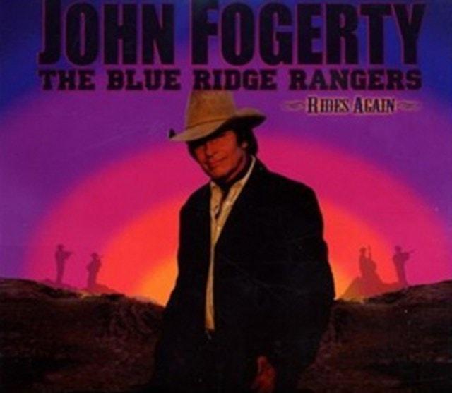 The Blue Ridge Rangers Rides Again - 1