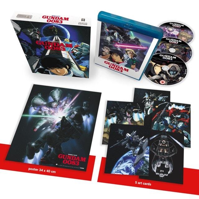 Mobile Suit Gundam 0083 - 1
