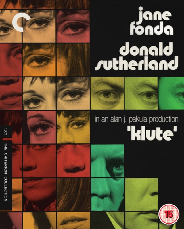 Klute - The Criterion Collection - 1