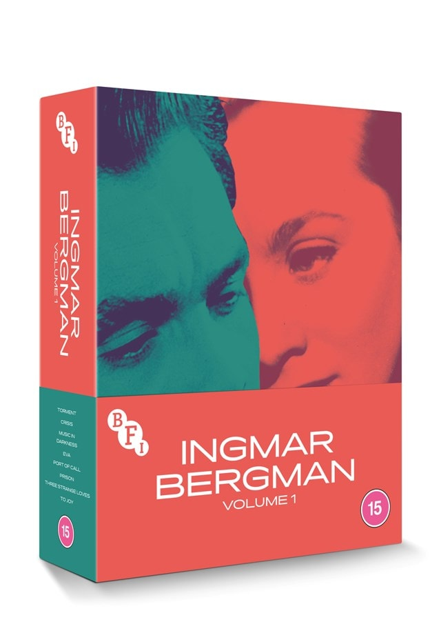 Ingmar Bergman: Volume 1 - 2