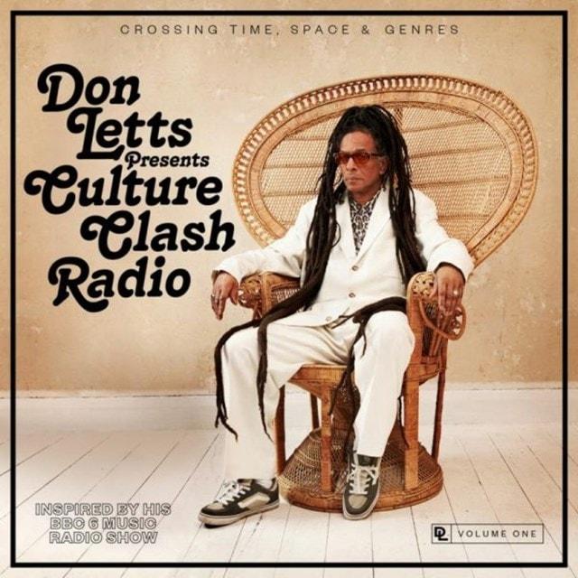 Don Letts Presents Culture Clash Radio - 1