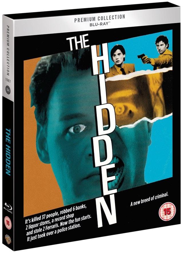 The Hidden (hmv Exclusive) - The Premium Collection - 2