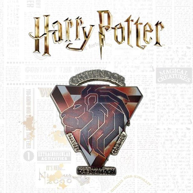 Gryffindor: Harry Potter Limited Edition Pin Badge - 1