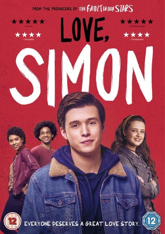 Love, Simon - 1
