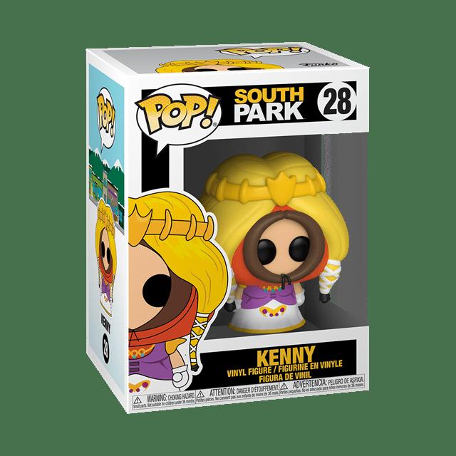 Princess Kenny (28) South Park Pop Vinyl - 2