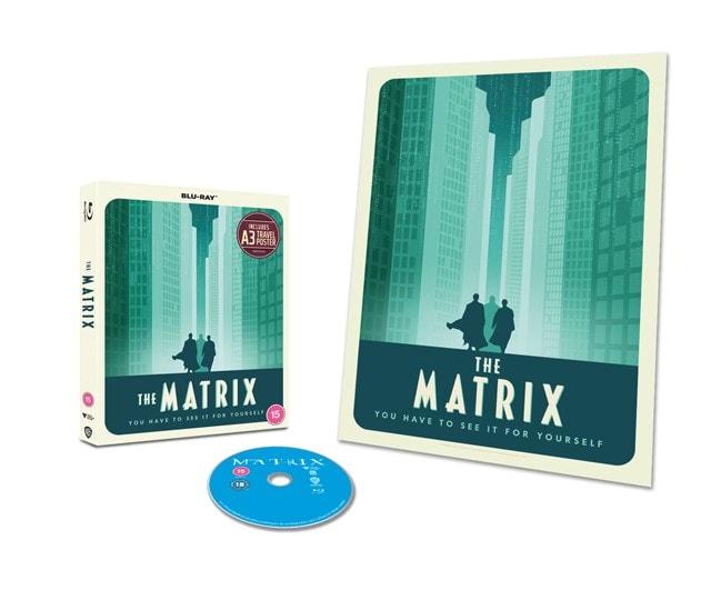 The Matrix - Travel Poster Edition - 1