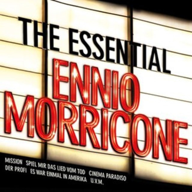The Essential Ennio Morricone - 1