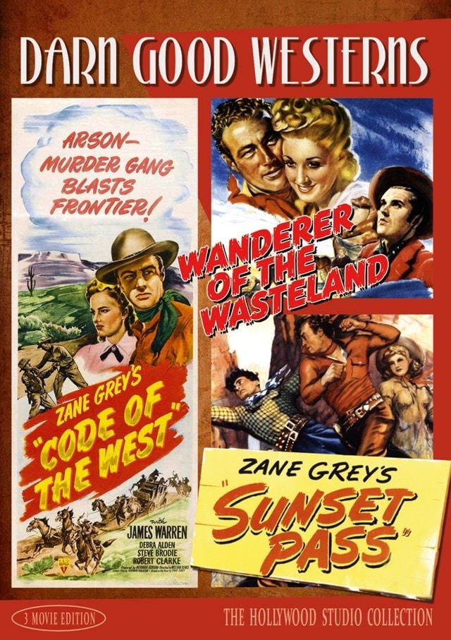 Darn Good Westerns: Volume 3 - 1