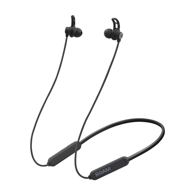 Roam Sports Pro Black Bluetooth Earphones - 3