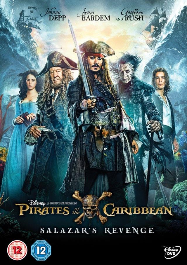 Pirates of the Caribbean: Salazar's Revenge - 3