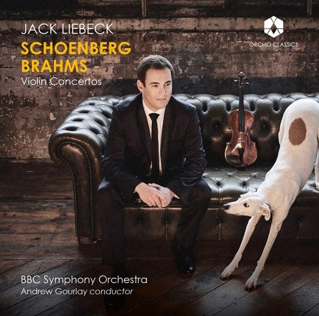 Schoenberg/Brahms: Violin Concertos - 1