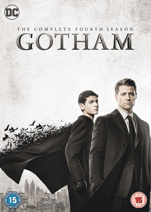 Gotham: The Complete Fourth Season - 1