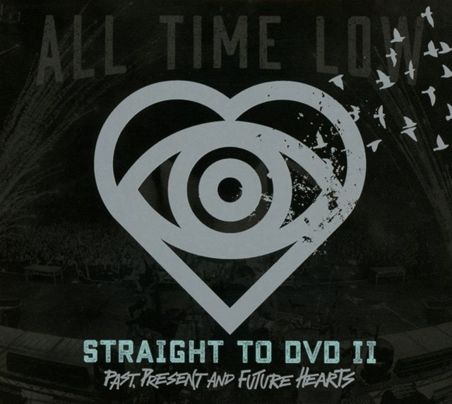 Straight to DVD: Past, Present and Future Hearts - Volume 2 - 1