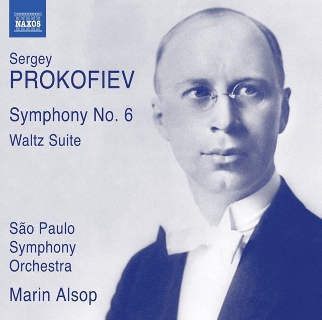 Sergey Prokofiev: Symphony No. 6/Waltz Suite - 1