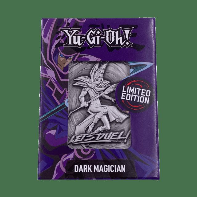 Dark Magician: Yu-Gi-Oh! Metal Collectible - 4